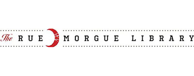 Logo of the Rue Morgue Library