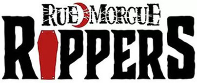 Logo of Rue Morgue Rippers