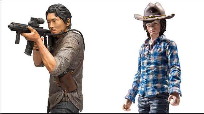 Merch Review: McFarlane Toys' WALKING DEAD figures are scarily accurate