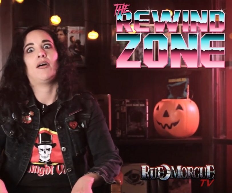 "The Rewind Zone Scares Up Some Unseasonal Spooky Spirit With ""Hauntedween"""